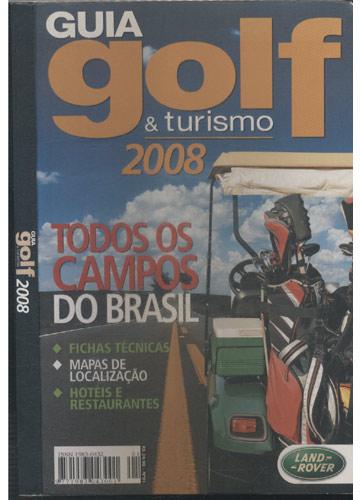 Guia Golf & Turismo - 2008