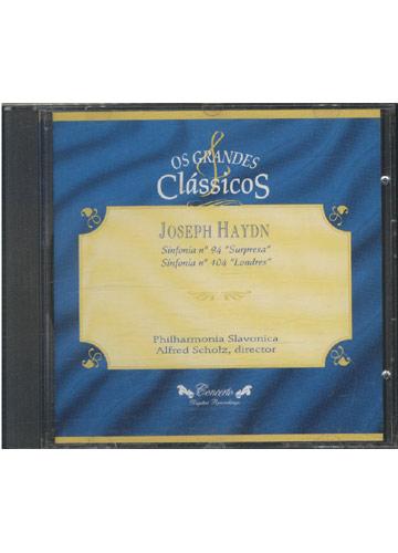 Joseph Haydn - Sinfonia n.94 Surpresa / Sinfonia n.104 Londres *importado*