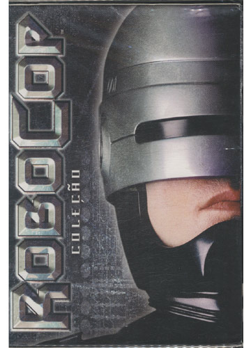 Coleção Robocop *BOX 3 Discos (DVD) *