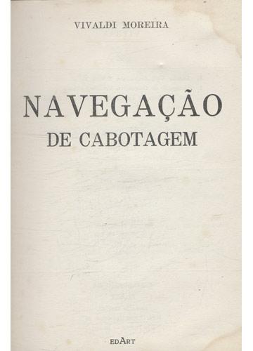 Navegação de Cabotagem
