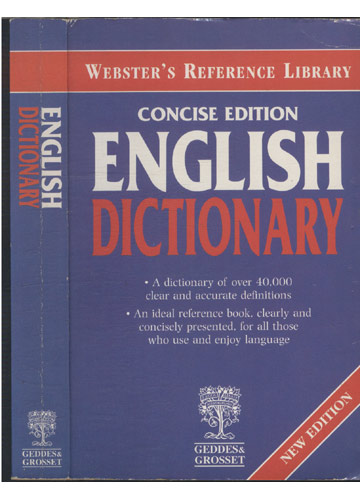 English Dicionarary