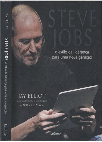 Steve Jobs - O Estilo de Liderança para Uma Nova Geração