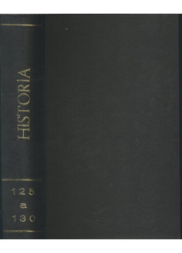 História - Números 125 a 130