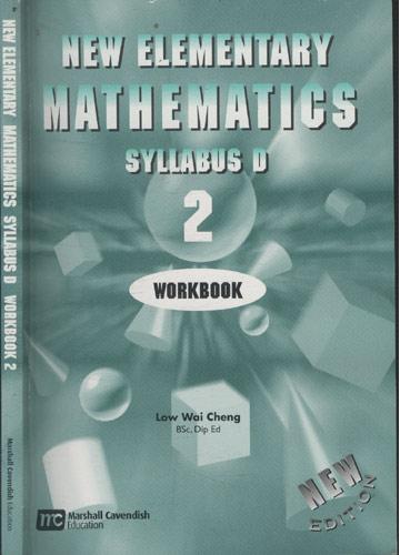 New Elementary Mathematics - Syllabus D - Workbook 2