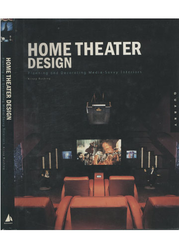 Home Theater Design - Planning and Decorating Media-Saccy Interiors