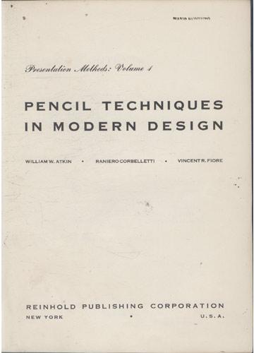 Pencil Techiniques in Modern Design