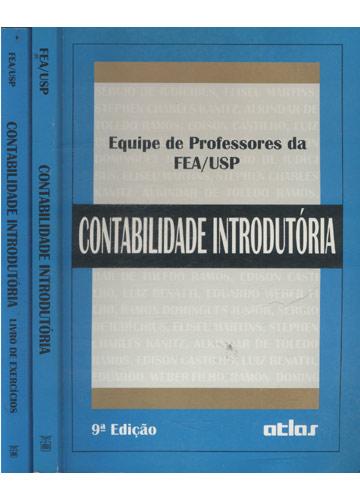 Contabilidade Introdutória + Livro de Exercícios