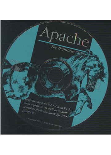 Apache - The Definitive Guide - Com CD