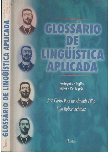 Glossário de Lingüística Aplicada