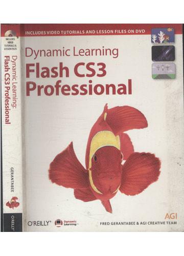 Dynamic Learning - Flash CS3 Professional - Com CD