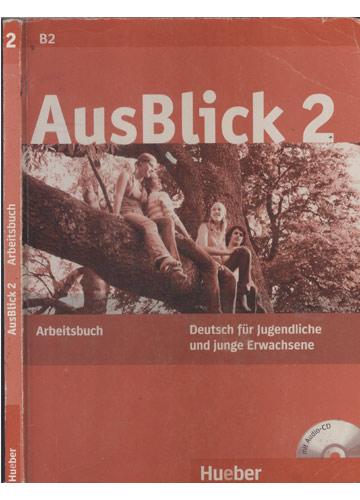 AusBlick - Livro 2 - Arbeitsbuch  - Com CD
