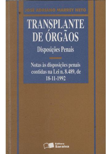Transplante de Órgãos