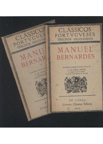 Manuel Bernardes - 2 Volumes