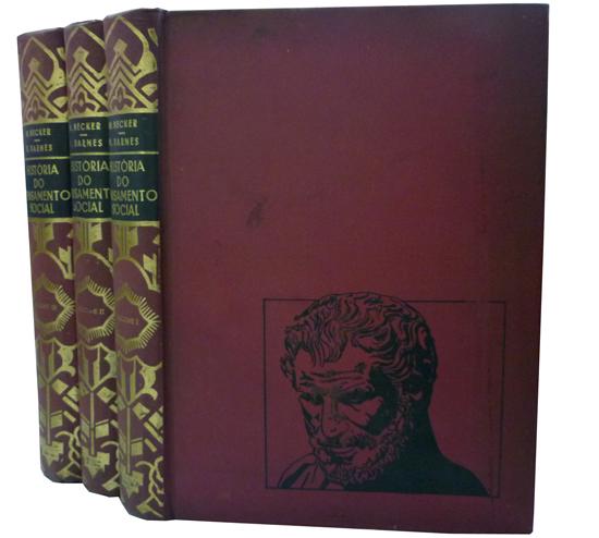 História do Pensamento Social - 3 Volumes