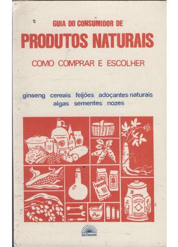 Guia do Consumidor de Produtos Naturais