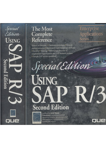Using SAP R/3 - Special Edition