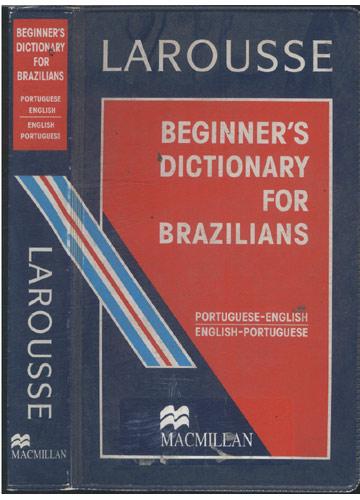 Larousse - Beginner's Dictionary for Brazilians