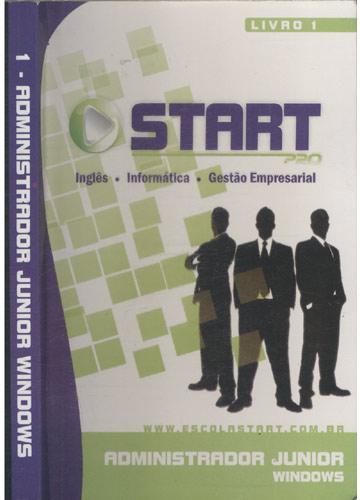 Administrador Junior Windows - Start - Livro 1