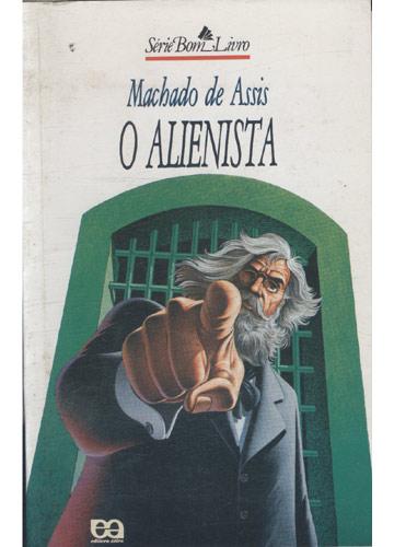 Livro - O Alienista - Com Suplemento - Sebo do Messias