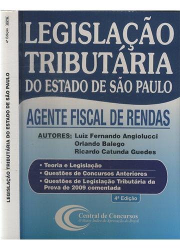 Legislação Tributária do Estado de São Paulo