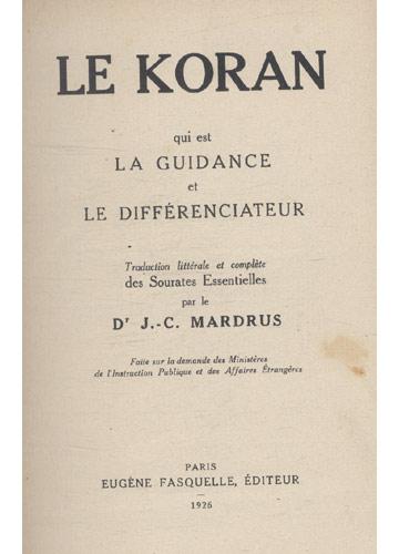 Le Koran