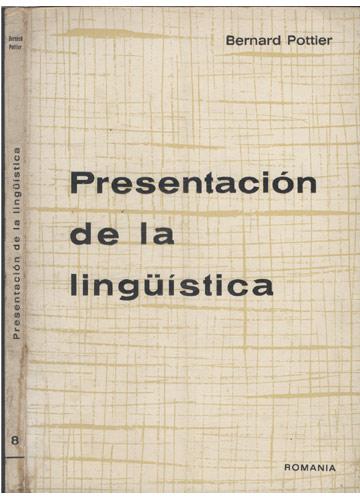 Presentación de la Lingüística