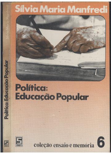 Política - Educação Popular