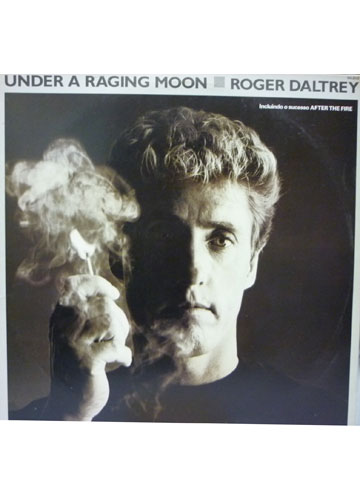 Roger Daltrey - Under a Raging Moon - Com encarte