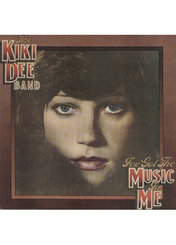 The Kiki Dee Band - I've Got the Music in Me (Com Encarte)