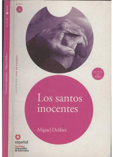 Los Santos Inocentes - com CD