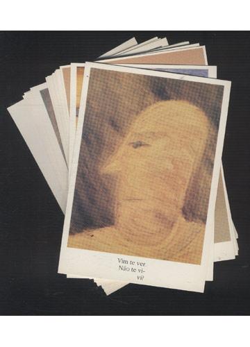 Postcards / Postais -  Cores e Sentimentos - 14 postais