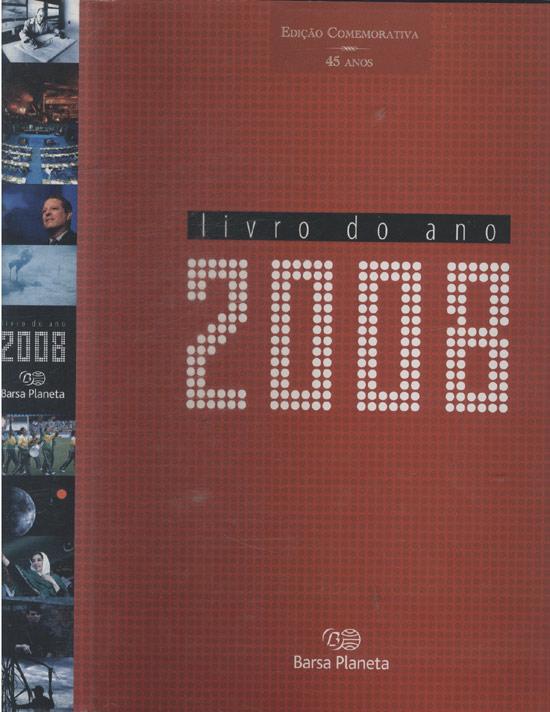 Livro do Ano 2008 - Com CD