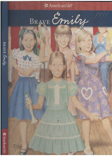 Brave Emily - American Girl