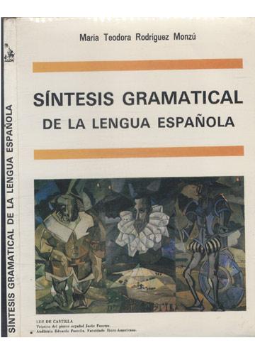 Síntesis Gramatical de La Lengua Española