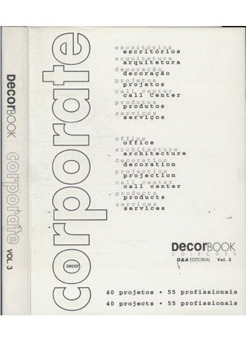 Decor Book - Corporate - Volume 3