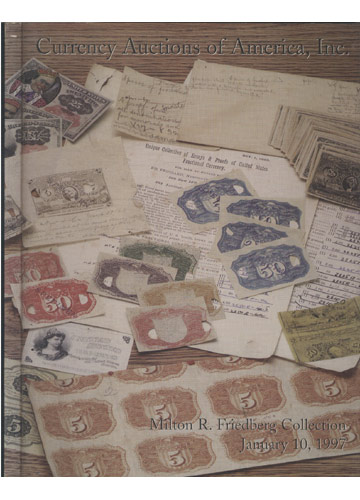 Currency Auctions of America