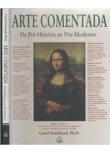 Arte Comentada - Da Pré-História ao Pós-Moderno