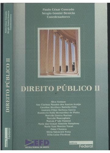 Direito Público - Volume II