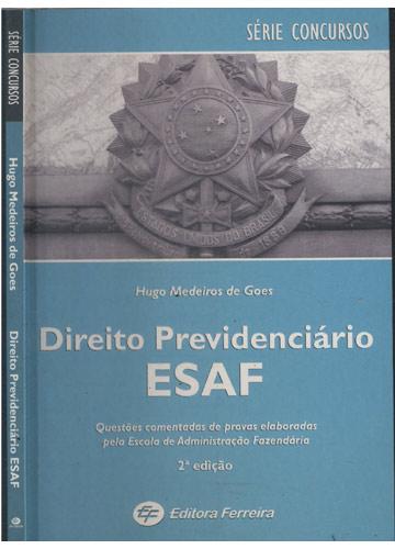 Direito Previdenciário ESAF