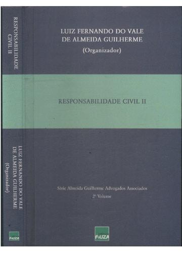 Responsabilidade Civil - Volume II