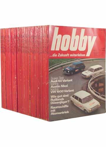 Hobby - Die Zukunft Miterleben - Nº.1 a Nº.26