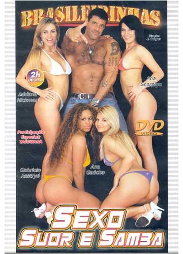 Sexo suor e samba porno