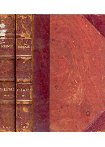 Théatre de Sophocle - 2 Volumes