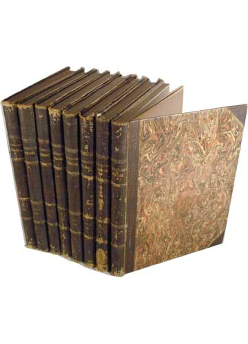 L'Illustrazione Italiana - 8 Volumes