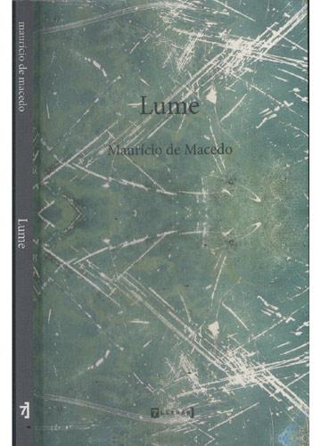 Lume - Com Dedicatória do Autor
