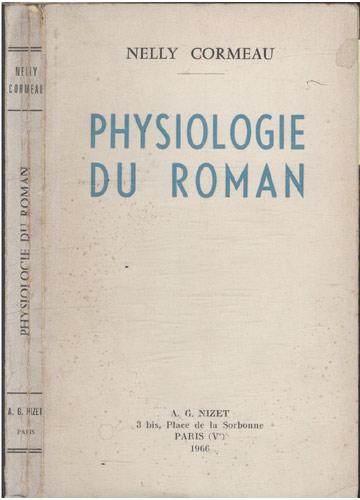 Physiologie du Roman