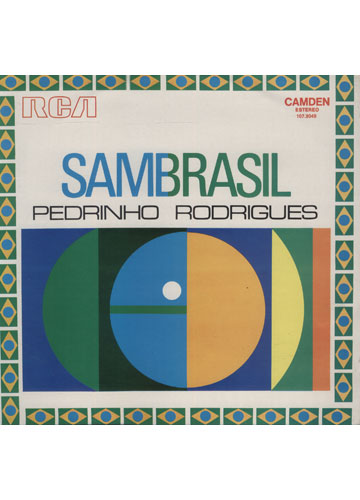 Pedrinho Rodrigues - Sambrasil