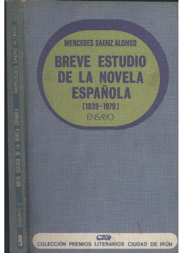 Breve Estudio de la Novela Española