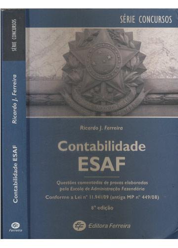 Contabilidade - ESAF