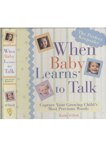 When Baby Learns to Talk
